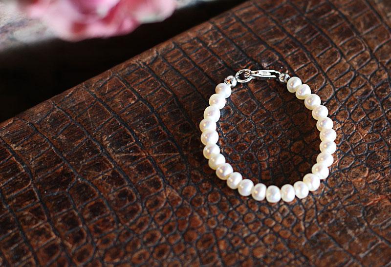 Baby Pearl Bracelet