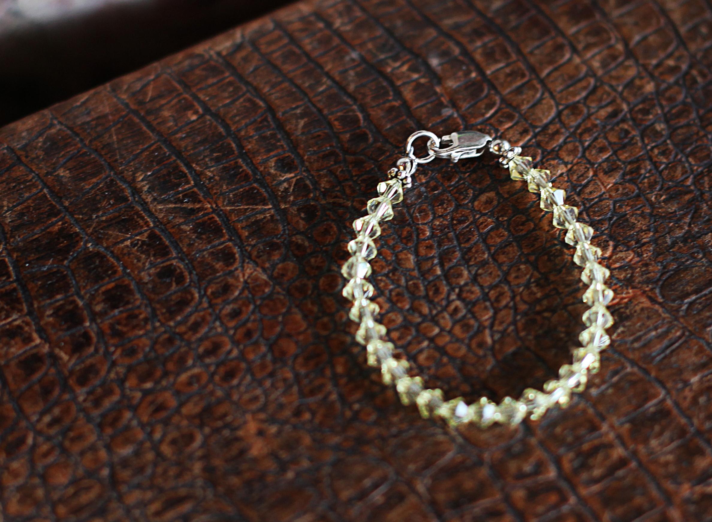 Baby Crystal Bracelet